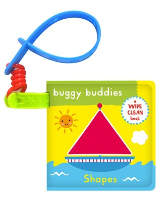 Wipe-Clean Buggy Buddies: Shapes